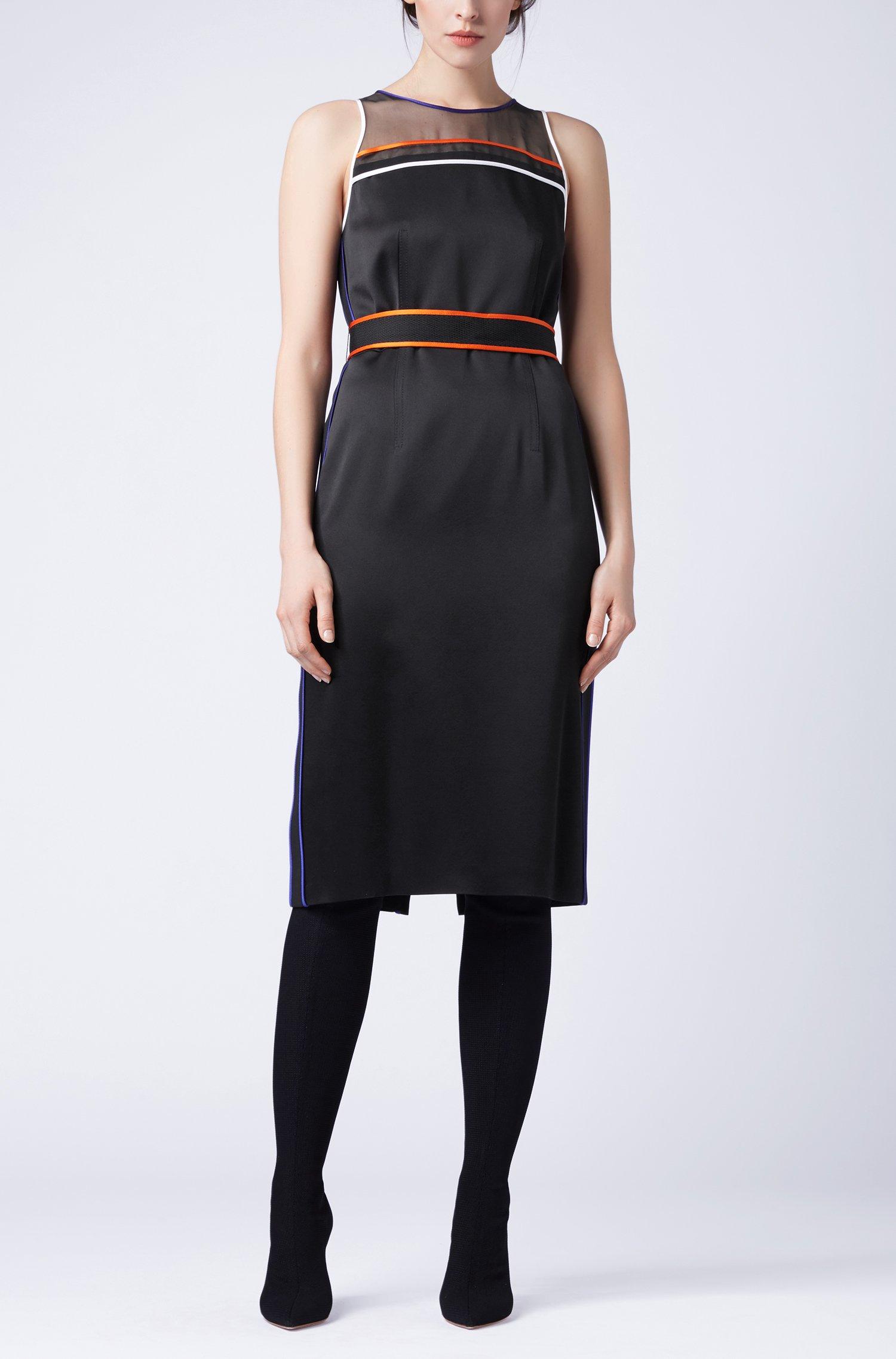 per tutta la famiglia moda a basso costo Vestito modello Dartona con profili sportivi. Hugo Boss