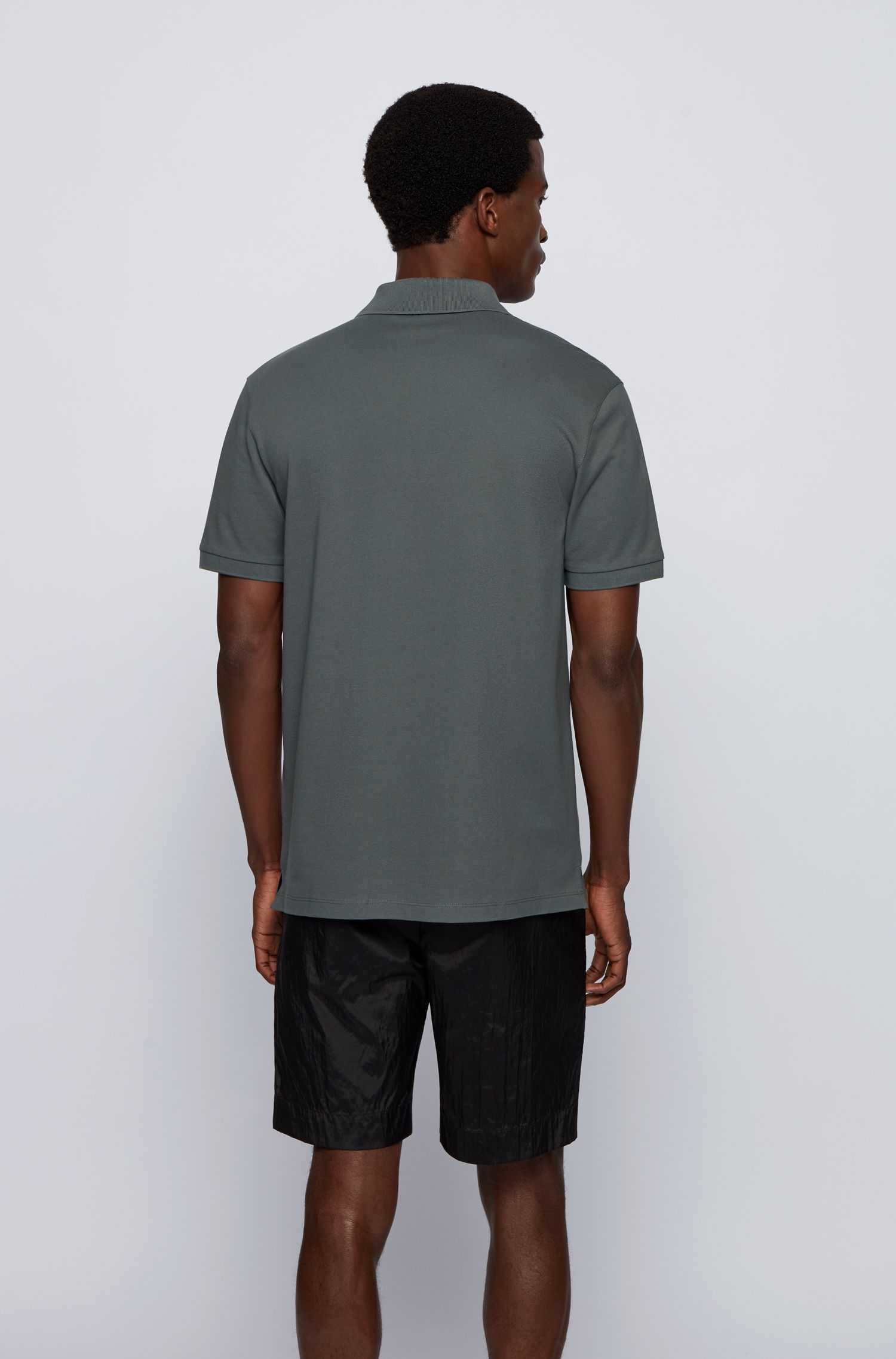 Regular fit polo shirt in Pima cotton piqué BOSS | Polo Shirt | 50425985301