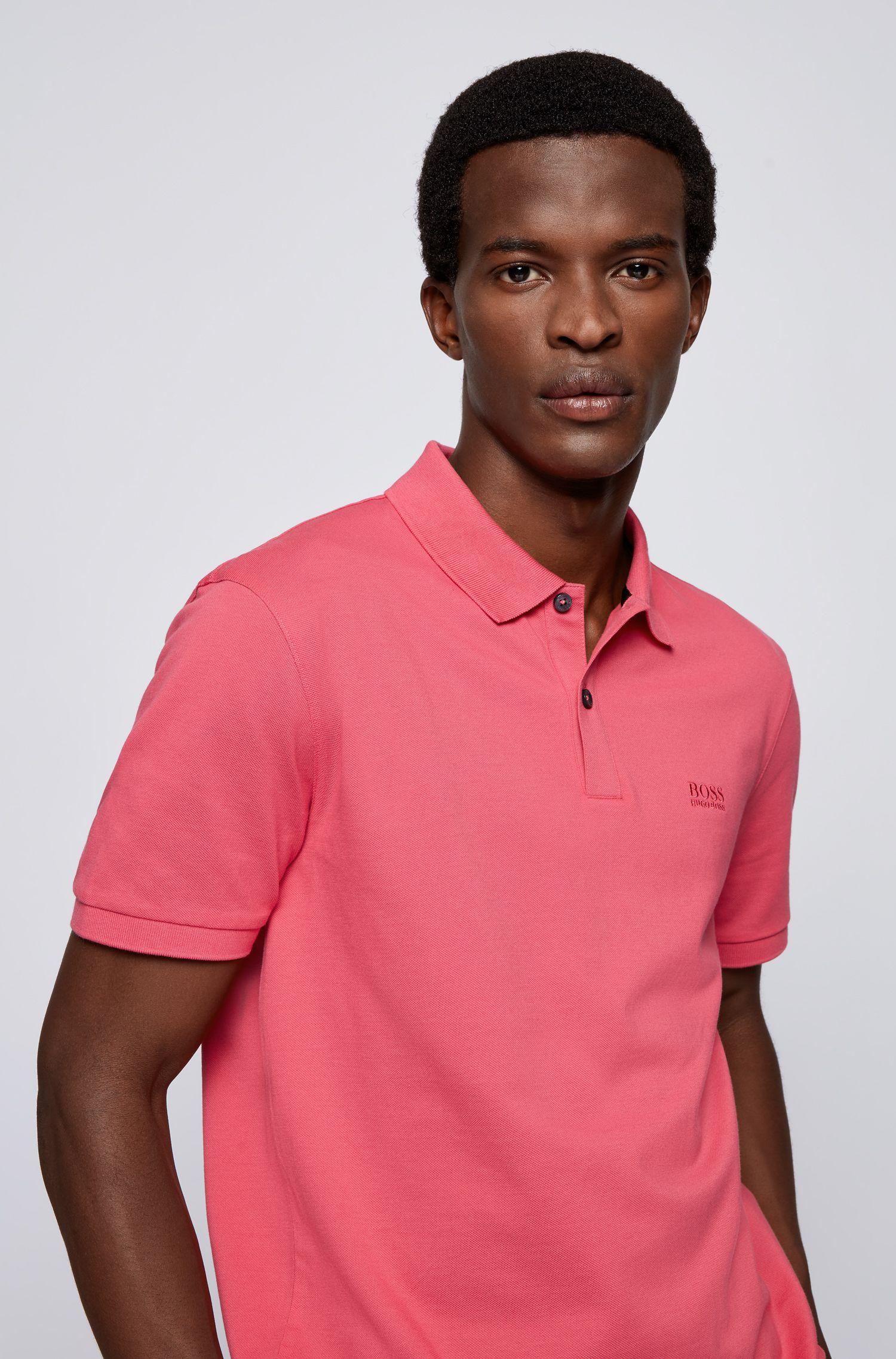Regular fit polo shirt in Pima cotton piqué BOSS | Polo Shirt | 50425985666