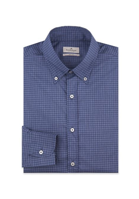 CAMICIA COLLO BUTTON DOWN. BROOKSFIELD BROOKSFIELD | Camicie | 202G.R031V0036