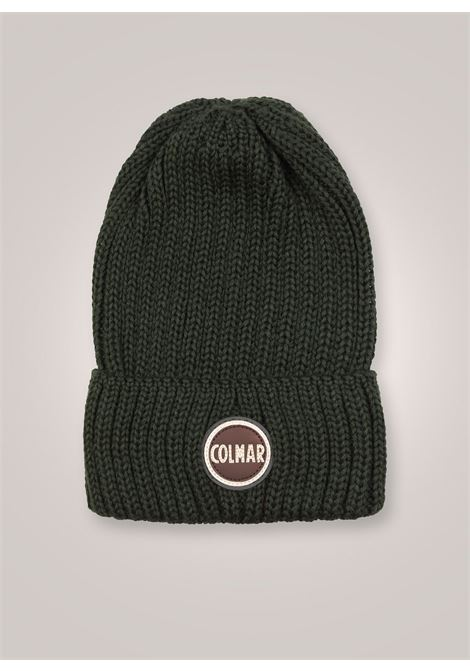 CAPPELLO IN LANA CON LOGO. COLMAR COLMAR | Cappelli | 5096 3QL334