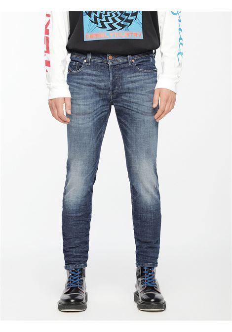 Jeans skinny modello Sleenker l.30. Diesel DIESEL | Jeans | 00S7VF 084UI01