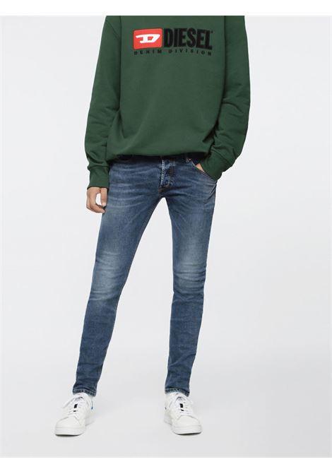 Jeans skinny modello Sleenker l.30. Diesel DIESEL | Jeans | 00S7VF 084UU01