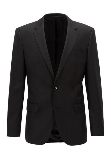 Giacca slim fit in lana vergine. Hugo Boss HUGO BOSS | Giacche | 50318498001