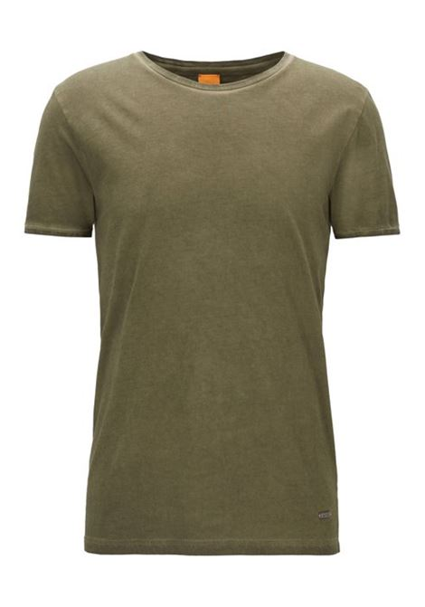 Regular fit t-shirt in cotton. Hugo Boss HUGO BOSS |  | 50378181302