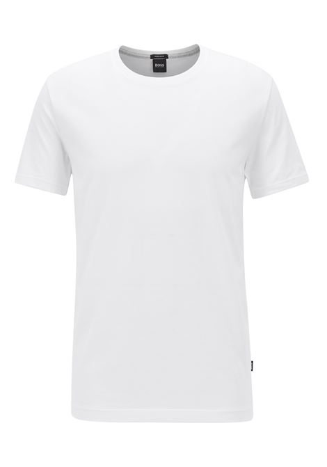 T-shirt regular fit in morbido cotone. Hugo Boss HUGO BOSS | T-shirt | 50379310100