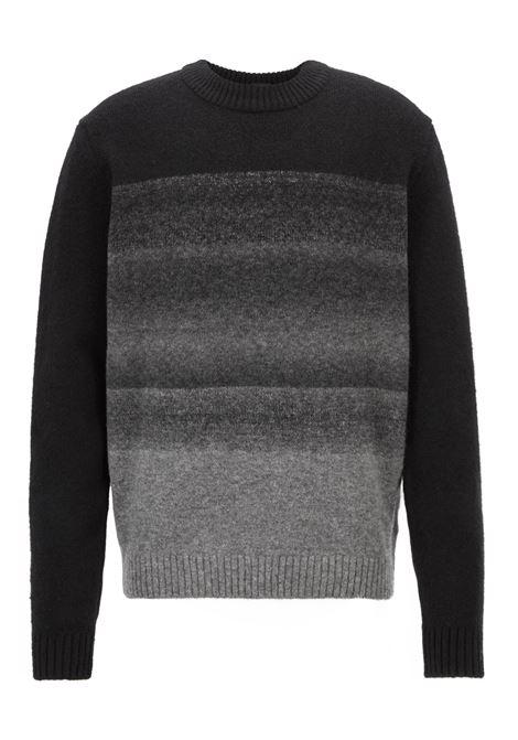 Maglione in misto lana con effetto dégradé. Hugo Boss HUGO BOSS | Maglie | 50391503001