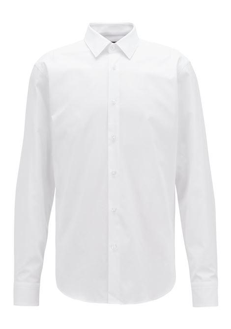 Camicia regular fit in cotone lavorato. Hugo Boss HUGO BOSS | Camicie | 50393470100