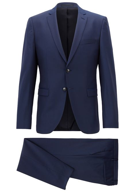 Abito extra slim fit in lana vergine. Hugo Boss HUGO BOSS | Abiti | 50395555411