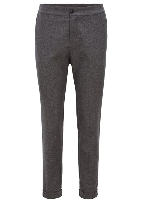 Pantaloni regular fit con fondo gamba arrotolato. Hugo Boss HUGO BOSS | Pantaloni | 50396392013