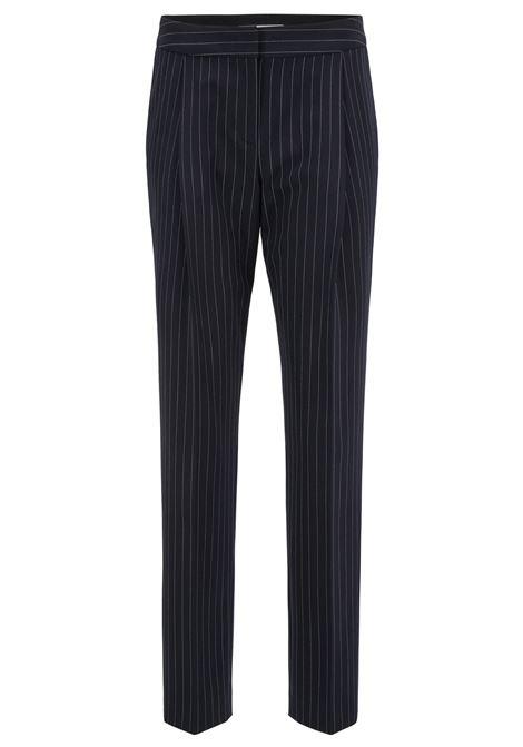 Pantaloni regular fit alla caviglia gessato. Hugo Boss HUGO BOSS | Pantaloni | 50396417967
