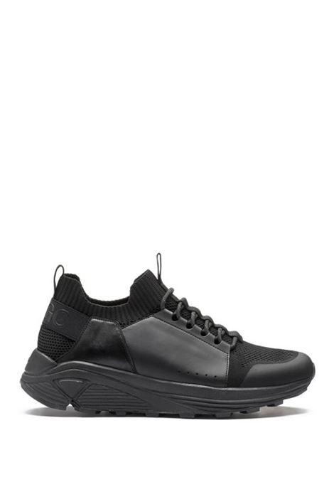 Sneakers stringate con suola Vibram spessa. HUGO BOSS HUGO BOSS | Scarpe | 50397223001