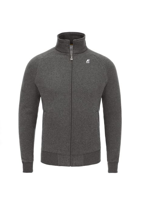 GIACCA IN FELPA LUCIEN FLEECE. K-WAY K- WAY | Felpe | K009KQ048M