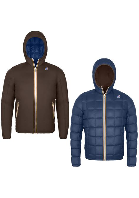 JACQUES THERMO DOUBLE COTTON. K-WAY K- WAY | Giubbini | K009MF0901