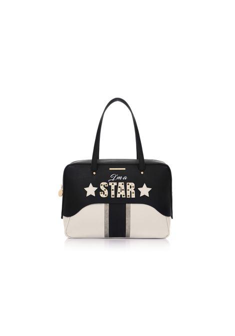 Borsa Doc Bag STAR Black. Le Pandorine LE PANDORINE | Borse | DAA02222002