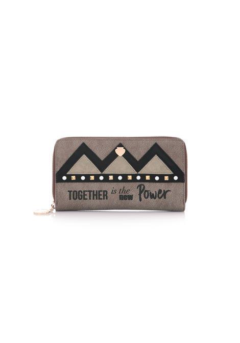 Portafoglio Wallet Soft POWER Brown. Le Pandorine LE PANDORINE | Portafogli | DAM0223203