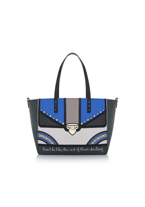 Borsa V-Bag DARLING Electric Blue. Le Pandorine LE PANDORINE | Borse | DAV0224106