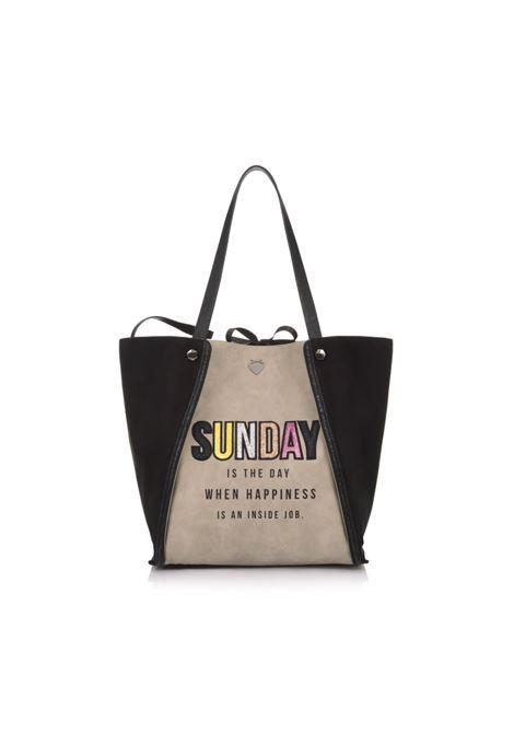 Borsa Week Bag SUNDAY Taupe. Le Pandorine LE PANDORINE | Borse | DBS0226207