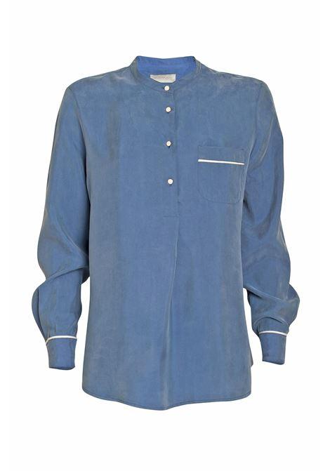 Camicia Cristina shirt cupro. MOMONì MOMONI | Camicie | M0SH0080825