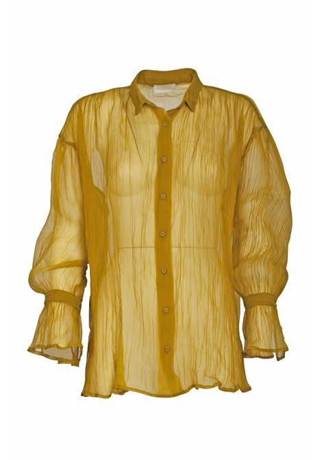 Camicia Francesca in creponne di seta. MOMONì MOMONI | Camicie | M0SH0130270