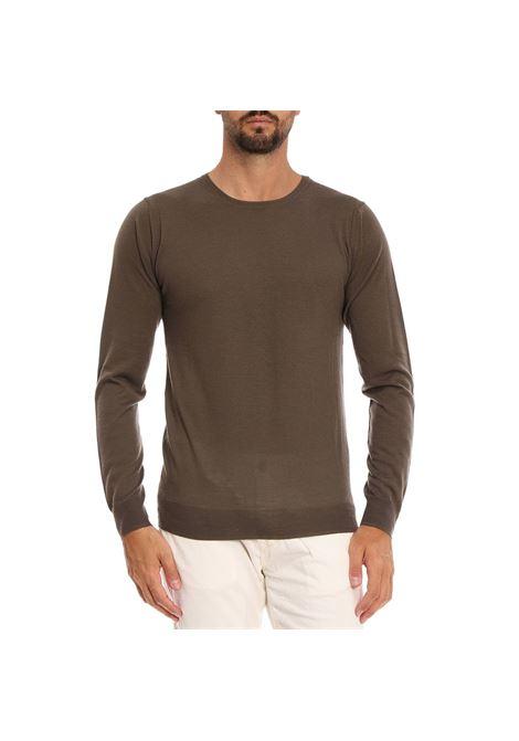 Maglia girocollo in pura lana. Paolo Pecora PAOLO PECORA | Maglie | A001 F0012232