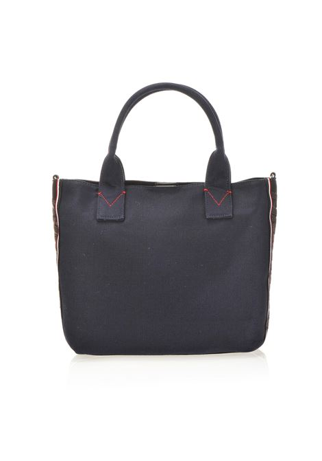BORSA SHOPPING BAG MEDIUM IN CANVAS. PINKO BAG PINKO | Borse | 1H20HA-Y4PBG57