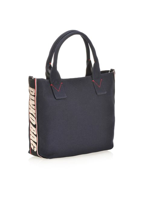 Pinko Bag Etienne Borsa Medium Canvas Shopping In BZ0gZn