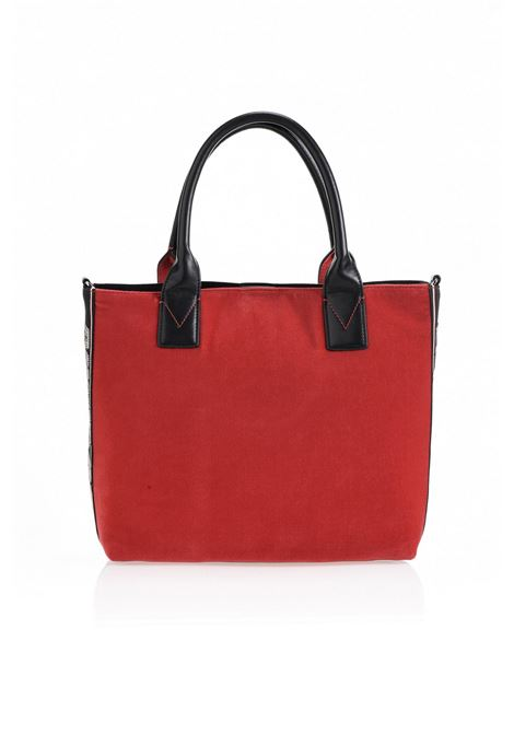 BORSA SHOPPING BAG MEDIUM IN VELLUTO. PINKO BAG PINKO | Borse | 1H20HM-Y4PGR20