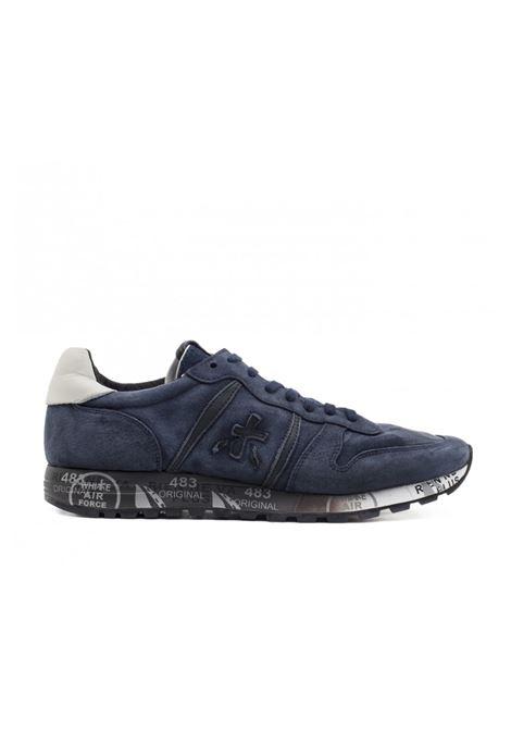 Sneakers in pelle e tessuto ERIC 3293. Premiata PREMIATA | Scarpe | ERIC3293