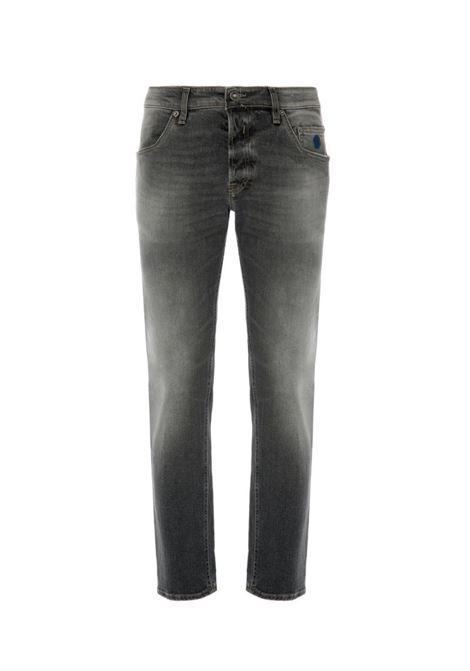 Pantalone denim 5 tasche con logo. Siviglia SIVIGLIA | Jeans | 2FL2 S4089003