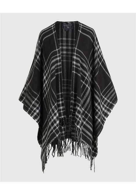 W'S Blanket Cape mantella. Woolrich WOOLRICH | Mantelle | WWACC1288 CC011810