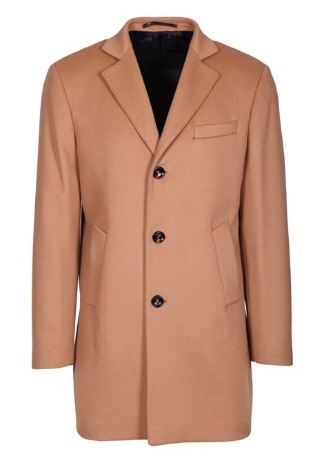 Three-button woolen coat ALESSANDRO DELL'ACQUA | Coat | AD1311T302416D