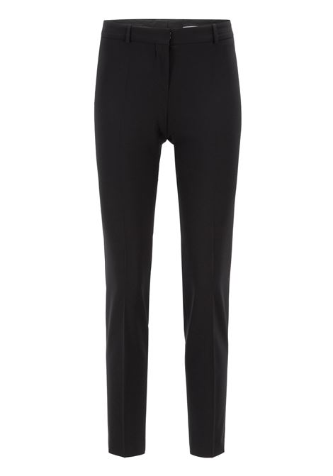 Slim-fit cropped trousers BOSS | Trousers | 50291861001