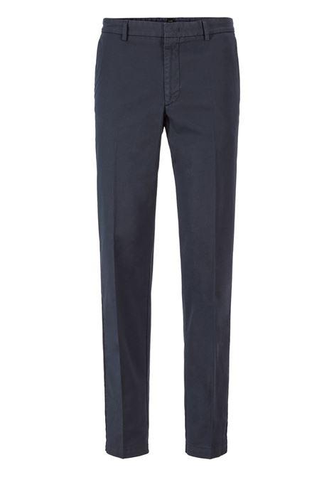 Chino slim fit in gabardine di cotone elasticizzato BOSS | Pantaloni | 50410310402
