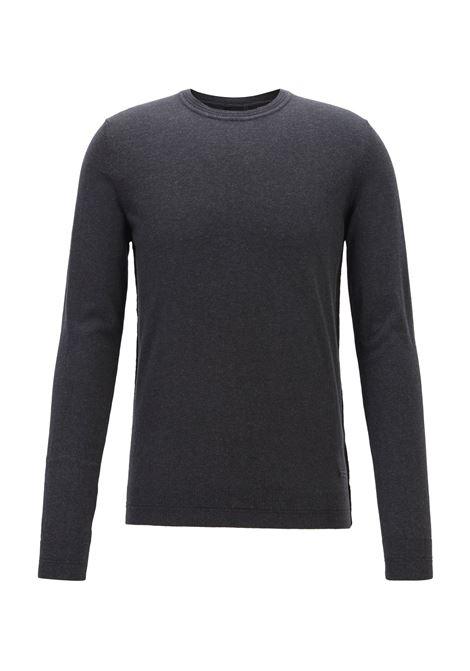 Maglione slim fit in cotone e cashmere BOSS | Maglie | 50411194002