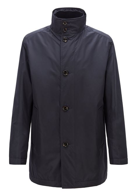 Water-repellent car coat with quilted lining BOSS | Coat | 50413262480
