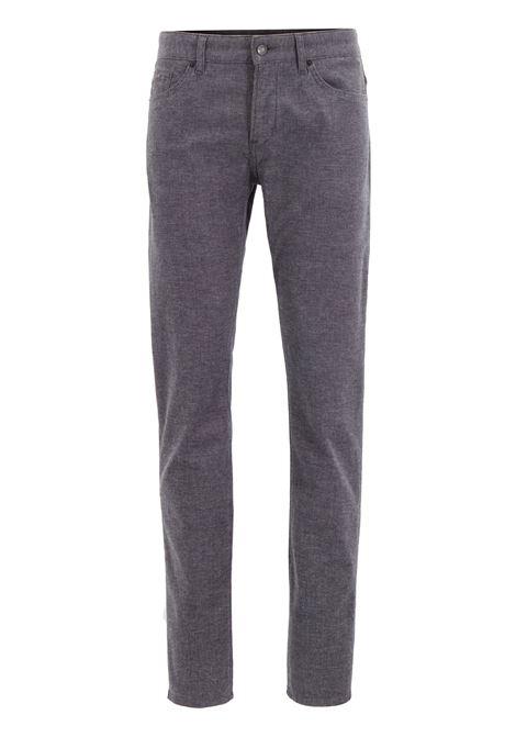 Jeans slim fit in denim elasticizzato in tre tonalità BOSS   Jeans   50414005402