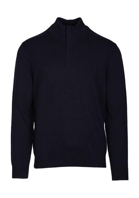 Maglione regular fit in lana vergine e cotone BOSS | Maglie | 50415725001