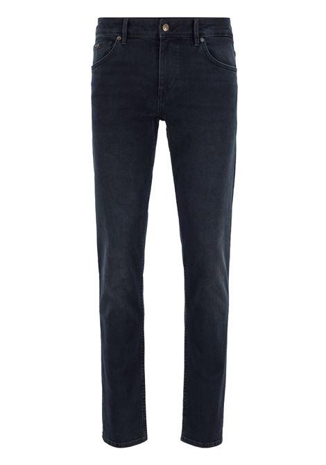 Jeans extra slim fit in denim elasticizzato morbidissimo BOSS | Jeans | 50415878420