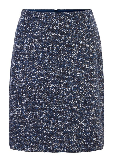 Tweed skirt in Italian pressed bouclé BOSS | Skirts | 50417565968