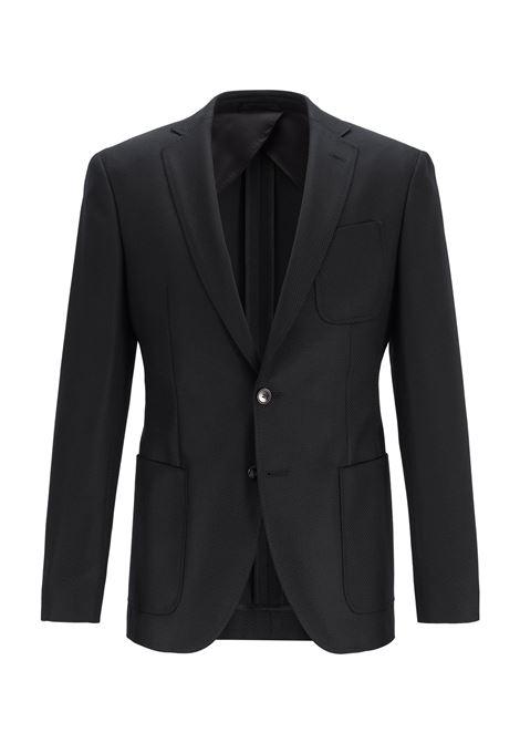 Giacca extra slim fit in lana merino tracciabile BOSS | Giacche | 50418689001