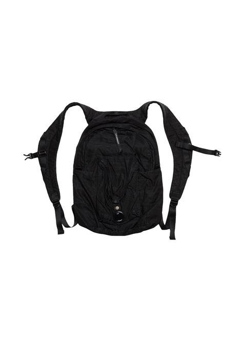 WATERPROOF NYLON BACKPACK Garment Dyed C.P. COMPANY | backpack | 07CMAC197A005269G999