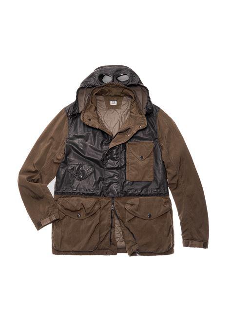 Quartz Contrast Goggle Jacket C.P. COMPANY | Jackets | 07CMOW041A005363M661