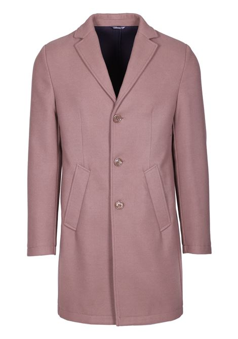 Three-button coat DANIELE ALESSANDRINI | Coat | T444M5113906120