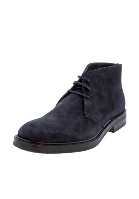 SMOOTH WATERPROOF DERBY BOOT FLORSHEIM | Lace-up shoes | 51857153