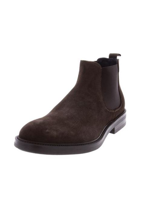 PLAIN TOE SIDE GORE WATERPROOF BOOT FLORSHEIM | Ankle boots | 51859130