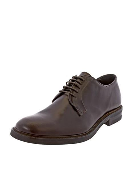DERBY LACE-UP WITH SMOOTH TIP FLORSHEIM | Shoes | 5267551