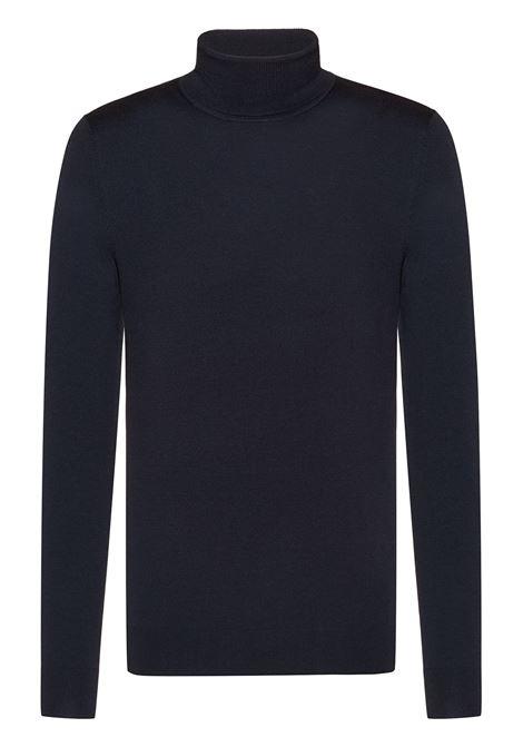 Turtle-neck sweater in a Merino wool blend HUGO | Sweaters | 50323570410