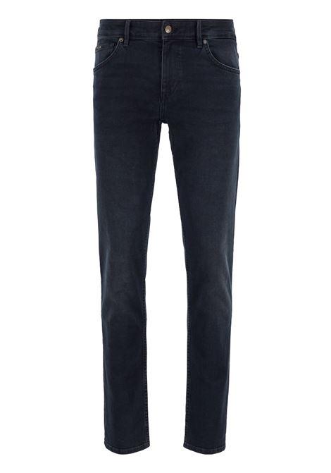 Jeans extra slim fit in denim elasticizzato morbidissimo HUGO | Jeans | 50415314011