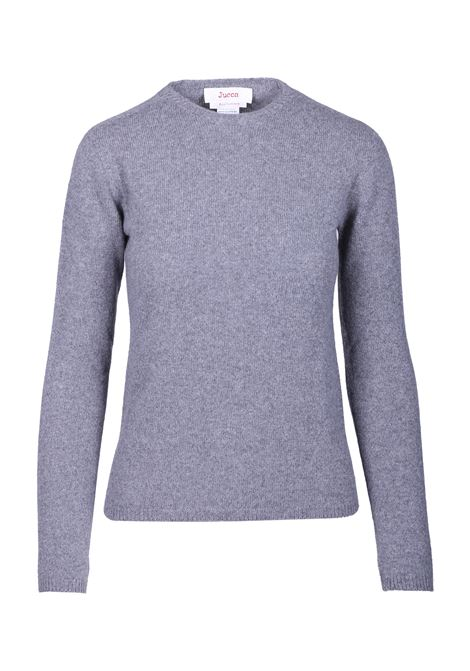 CREWNECK SWEATER IN PURE CASHMERE JUCCA | Sweaters | J3011000007